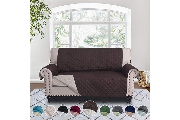 Magnificent Best Couch Covers For Loveseat Amazon Com Creativecarmelina Interior Chair Design Creativecarmelinacom