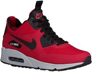 [ナイキ] エアマックス Air Max 90 Mid Winter Gym Red メンズ スニーカー 806808-600 [並行輸入品]