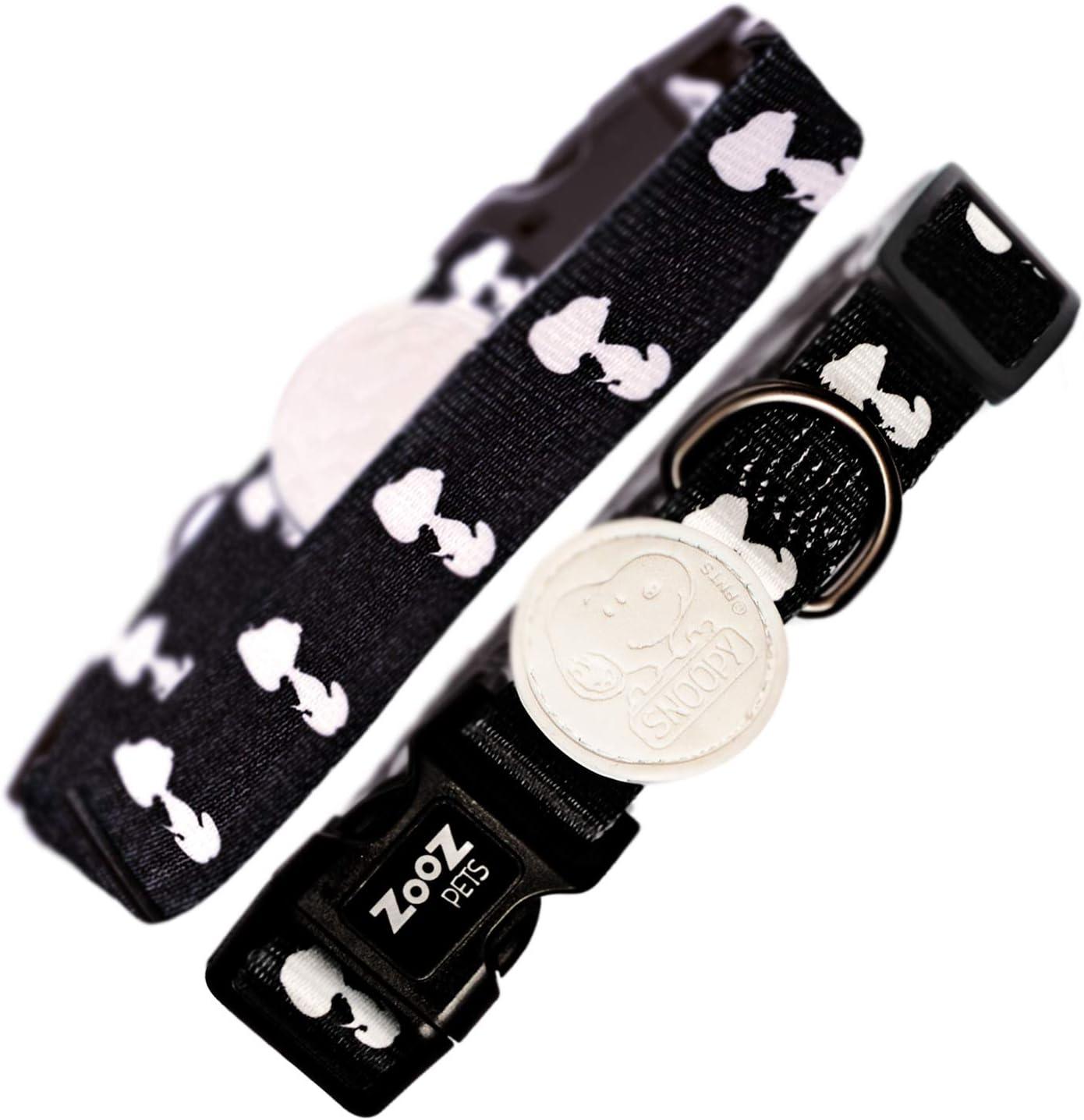 ZOOZ PETS Snoopy Dog Collar Tulsa Mall - New product type C Collars Slip Non Adjustable