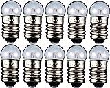 10er Set WireThinX Kugelförmige Lampe 0,7 W, 3,5 V - Sockel E10-11,5 x 24 mm - L3