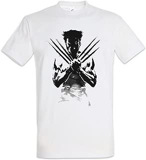 Wolverine Shadow Warrior Bambini Ragazzi T-shirt X-Men Hugh Jackman SUPERHERO