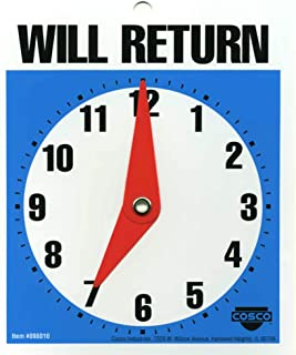 will be back signs