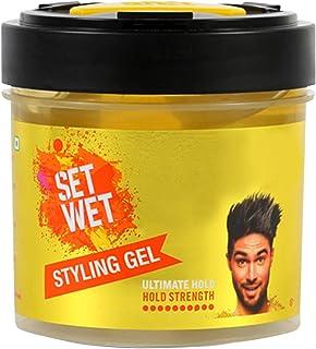 Set Wet Hair Gel Ultimate Hold, 250ml