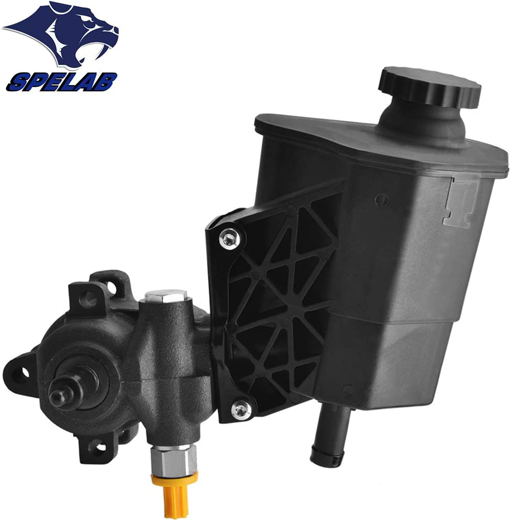 SPELAB Power Steering Pump Compatible half Ram 2003-2007 with Finally resale start 2 Dodge