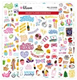 bloom daily planners New Holiday Seasonal Planner Sticker Sheets - Seasonal Sticker Pack