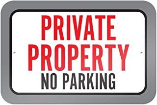 Private Property No Parking 9