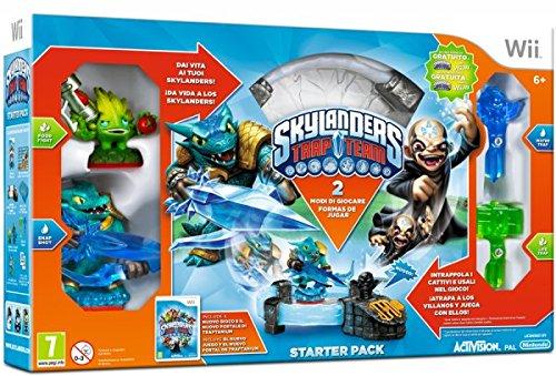Skylanders Trap Team Starter Pack