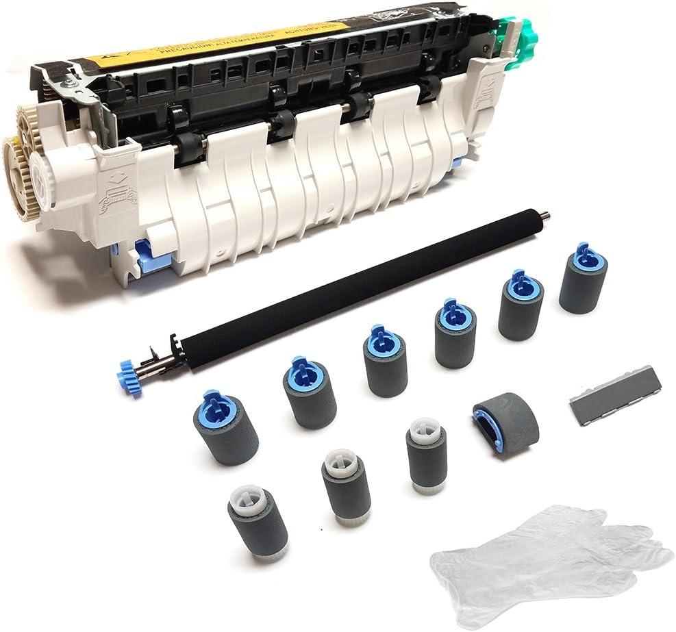 Altru Print Q2429A-MK-DLX-AP (Q2429-67905, Q2429-69005) Deluxe Maintenance Kit for HP Laserjet 4200 (110V) Includes RM1-0013 Fuser, Transfer Roller & Tray 1/2/3/4 Rollers