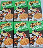 Cheetos Mac'n Cheese - Cheesy Jalapeno Flavor (5.7 oz Box, 6 pack)