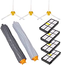 KEEPOW Replacement Parts for iRobot Roomba 800 900 Series 805 860 870 877 880 890 960 980 Vacuum Accessories Kit 1 Tangle-...