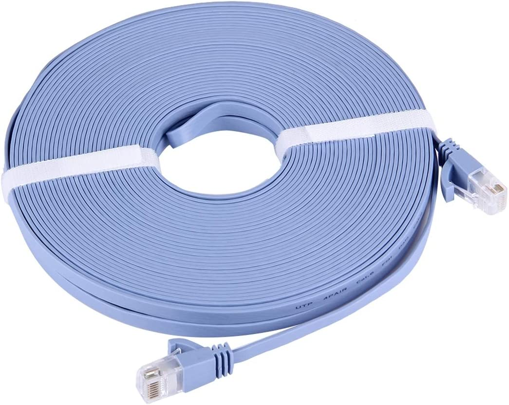 Jiangyim Computer Networking CAT6 Ethernet Import Flat Ultra-Thin Dealing full price reduction Net