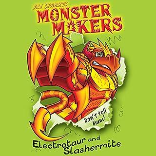 Electrotaur and Slashermite cover art