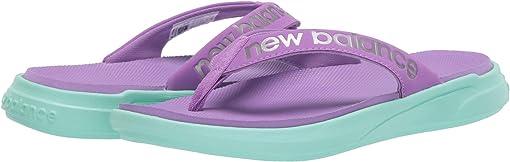 Neo Mint/Neo Violet