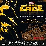 61tUn2D2BQL. SL160  - Une saison 2 pour Luke Cage, le Power Man reviendra après The Defenders