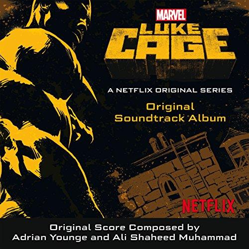 61tUn2D2BQL. SL500  - Une saison 2 pour Luke Cage, le Power Man reviendra après The Defenders