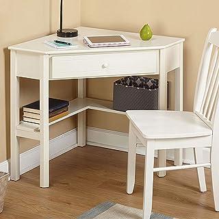 Amazon.com: White - Desks & Desk Sets / Kids\' Furniture ...