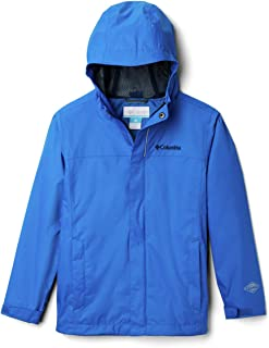 Boys' Watertight Jacket, Waterproof and Breathable