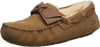 ugg dakota leather bow slipper
