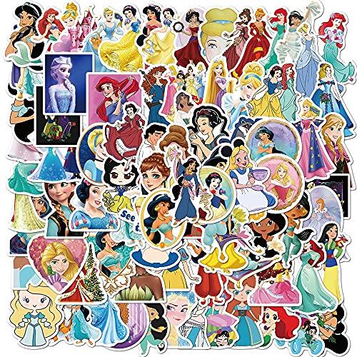 Disney Cartoon Anime Pegatinas Marvel Frozen Mickey Toy Story Winnie The Pooh Impermeable Skateboard Laptop Kids Toy Toy Toy Toy Story 50pcs