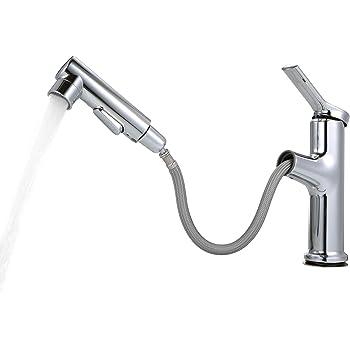SOQO Kitchen Sink Taps Single Lever