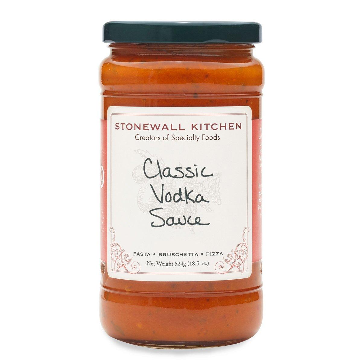 Stonewall Kitchen Classic 18.5oz Sauce Max 65% OFF Popular products Vodka