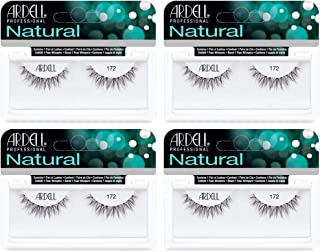 Ardell Lashes Natural 172, 4 PacK