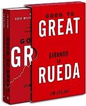 Good to Great + Girando la Rueda (Estuche). (Good to Great and Turning the Flywheel Slip Case, Spanish Edition)