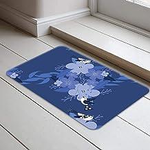 Bonamaison Bathmat-Doormat, Multicolor, 40 x 70 cm