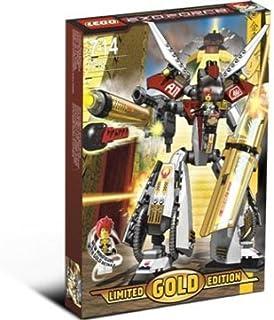 LEGO Exo Force Set Limited Gold Edition # 7144Golden Tutor