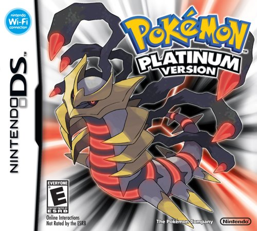 Pokemon Platinum (Nintendo DS) [import anglais]