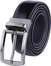 Labnoft Men's Stylish PU Leather Formal & Casual Belt, Free Size