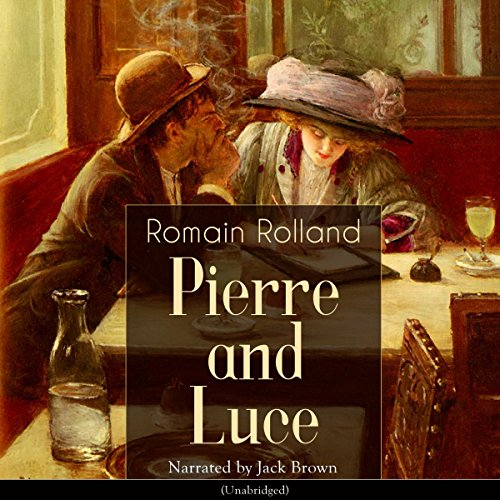 Pierre and Luce audiobook cover art