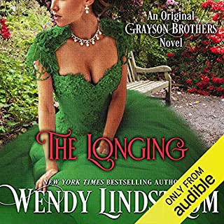 The Longing (Grayson Brothers, Book 2) audiobook cover art
