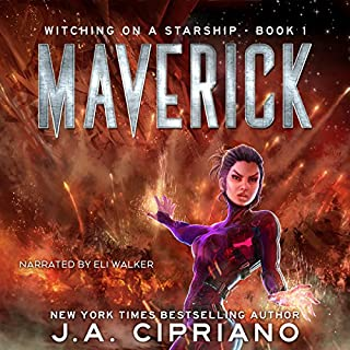 Maverick: A Supernatural Space Opera Novel cover art
