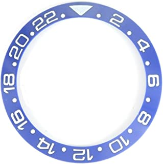 40.0MM Bezel Insert To Fit Rolex GMT - Blue/White Ceramic