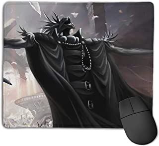 SHANGQINGYUN Future Diary-Deus Ex Machina Gaming Mouse Pad Anime Soft Large Extended Mouse Pads Mat 8.6'' X 7'' (22 X 18 cm) Rectangle Rubber Non-Slip Mouse Pad