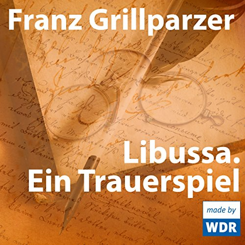 Libussa. Ein Trauerspiel audiobook cover art