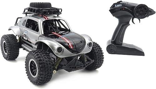 1 14 Ferngesteuertes Stuntdriftauto 2,4 GHz 25 km h RC Crawler Gewaltt ges Offroad-Rennen Weißachtsgeburtstagstraumgeschenk für Kinder und Erwachsene - 31,00 x 18,50 x 18,50cm