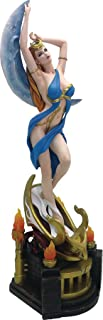 selene greek goddess statue