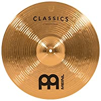 "MEINL Cymbals マイネル Classic Series クラッシュシンバル 17"" Crash C17MC 【国内正規品】"