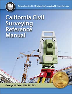 Best surveying for california civil pe license Reviews