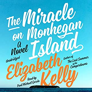 The Miracle on Monhegan Island     A Novel              By:                                                                                                                                 Elizabeth Kelly                               Narrated by:                                                                                                                                 Paul Michael Garcia                      Length: 11 hrs and 41 mins     12 ratings     Overall 3.7