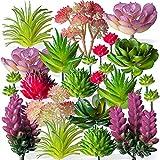 24 Mini Artificial Succulent Plants...