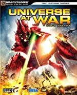 Universe at War - Earth Assault Official Strategy Guide de BradyGames