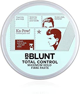 Bblunt Total Control with Mximum Hold Fibre Paste, 50g