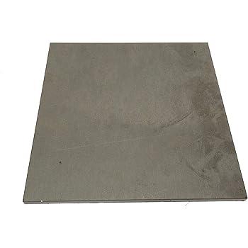 """1//4/"""" Steel Plate A36 Steel 1//4/"""" x 12-5//8/"""" x 17-1//8/"""""""