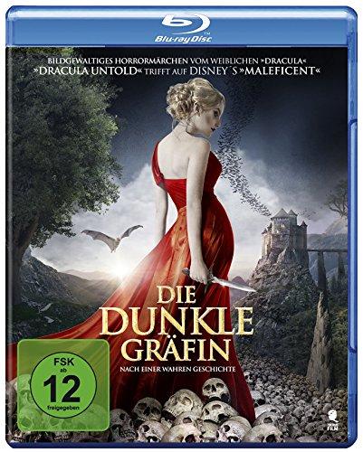 Die dunkle Gräfin [Blu-ray]