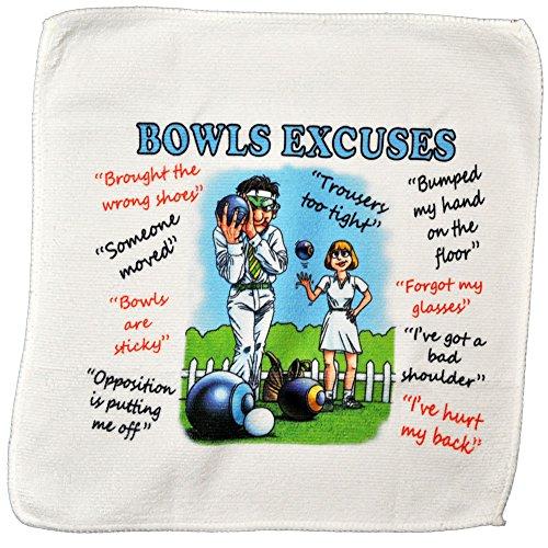 personalised4u Bowls Excuses Mic...