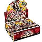 Best Yugioh Booster Boxes - YuGiOh Blazing Vortex Booster Box Review