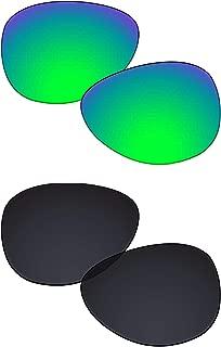 Replacement Lenses for Oakley Elmont L Sunglasses - Multiple Choices